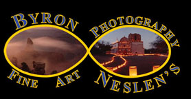 Byron Neslen Fine Art Photography Logo