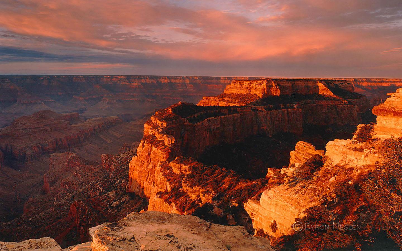 Amazing Wallpaper Mac Grand Canyon - cape_royal_early_morning1440  Pic_515443.jpg